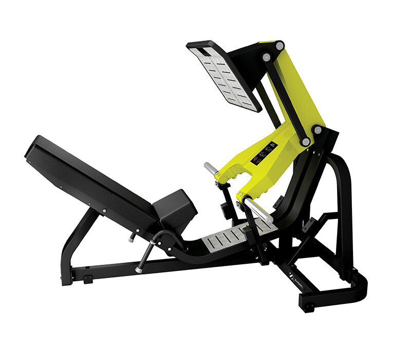 Prensa de angulo de 45grados /  Degree Angle Leg Press 45